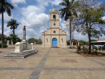 Plaza de Viñales